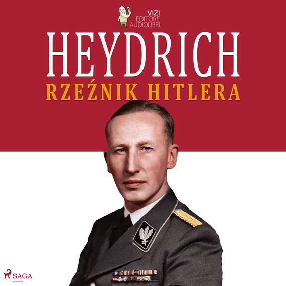 okładka Heydrichaudiobook   MP3   Giancarlo Villa