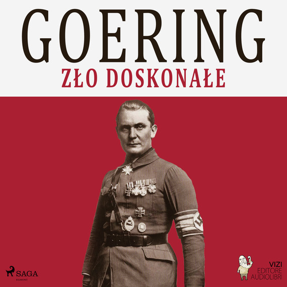 okładka Goeringaudiobook | MP3 | Giancarlo Villa