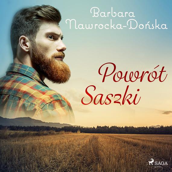 okładka Powrót Saszkiaudiobook | MP3 | Barbara Nawrocka Dońska