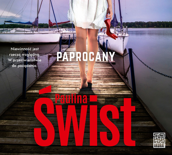 okładka Paprocanyaudiobook | MP3 | Paulina Świst