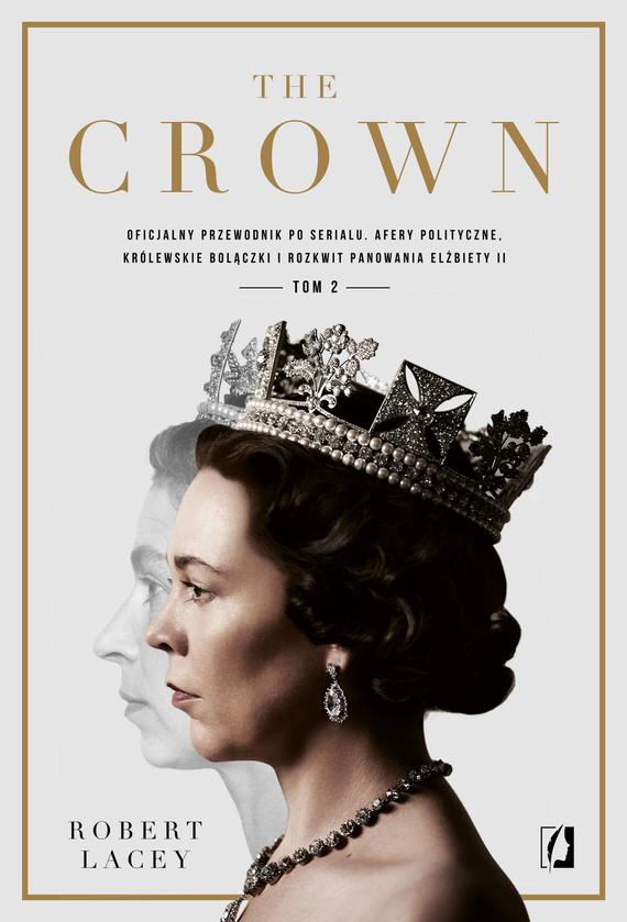 okładka The Crownebook | epub, mobi | Robert Lacey