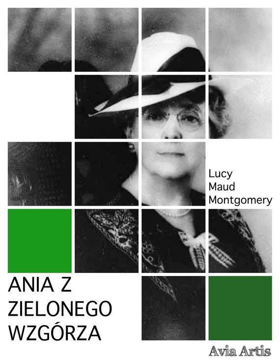 okładka Ania z Zielonego Wzgórzaebook   epub, mobi   Lucy Maud Montgomery