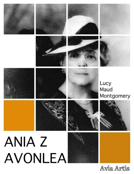 okładka Ania z Avonleaebook   epub, mobi   Lucy Maud Montgomery
