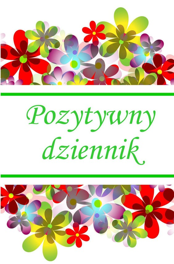 okładka Pozytywny Dziennikebook | pdf | Barbara Celińska