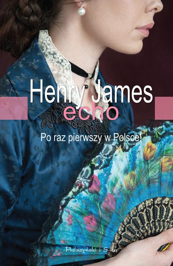 okładka Echoebook | epub, mobi | Henry James