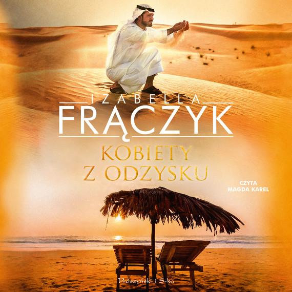 okładka Kobiety z odzyskuaudiobook   MP3   Izabella  Frączyk
