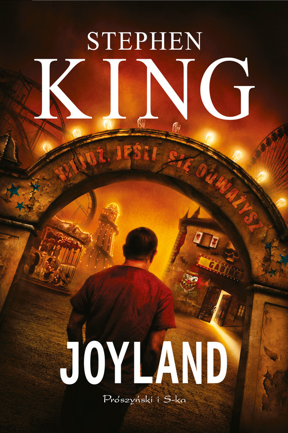 okładka Joylandebook | epub, mobi | Stephen King