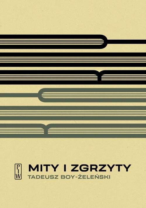 okładka Mity i zgrzytyksiążka |  | Tadeusz Boy-Żeleński