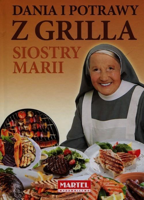 okładka Dania i potrawy z grilla Siostry Mariiksiążka |  |