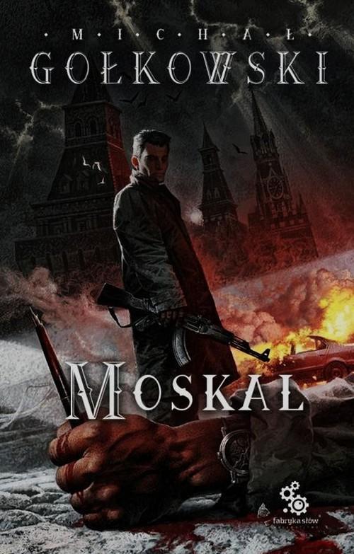 okładka Moskalksiążka      Michał Gołkowski