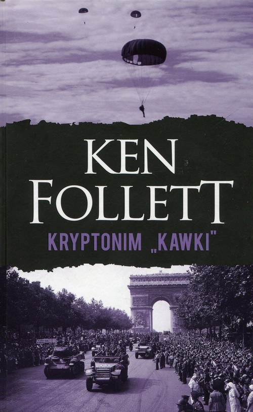 okładka Kryptonim Kawkiksiążka |  | Ken Follett