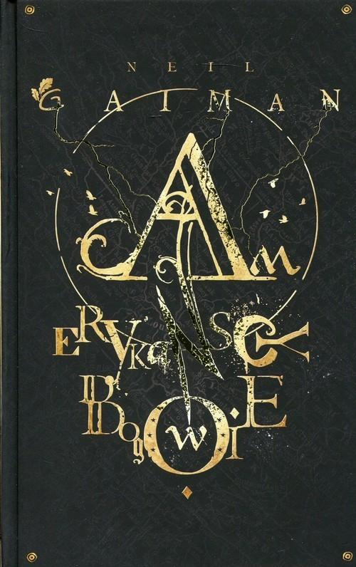 okładka Amerykańscy bogowieksiążka |  | Neil Gaiman