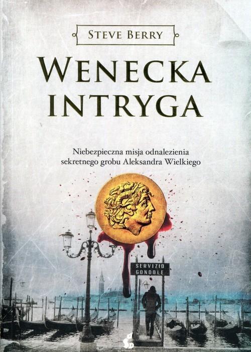 okładka Wenecka intrygaksiążka |  | Steve Berry