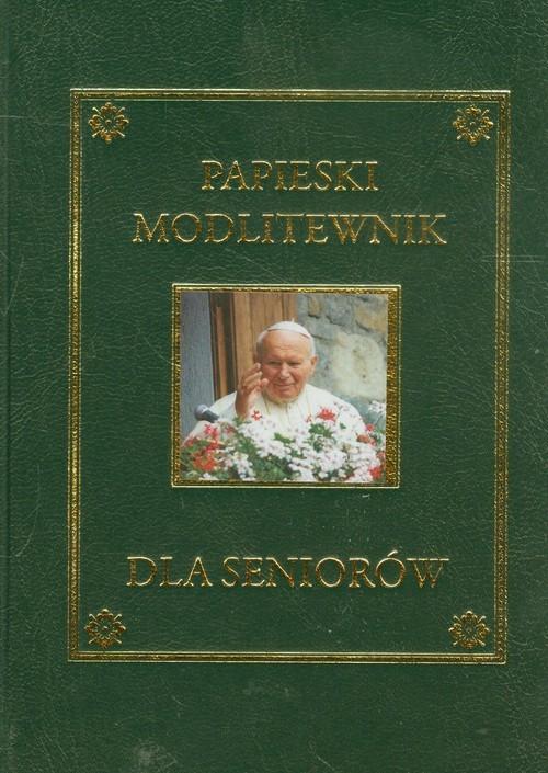 okładka Papieski modlitewnik dla seniorówksiążka     