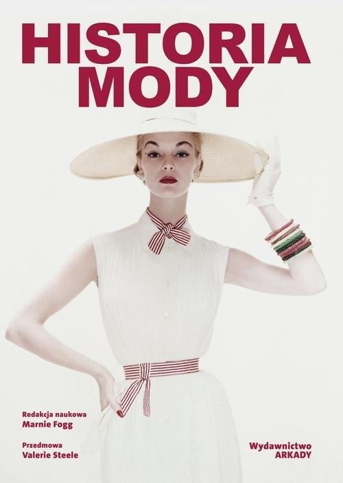 okładka Historia modyksiążka      Marnie Fogg, Valerie Steele
