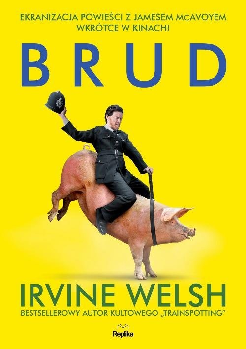 okładka Brudksiążka |  | Irvine Welsh