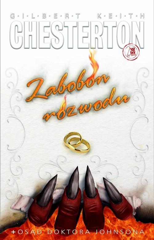 okładka Zabobon rozwoduksiążka |  | Gilbert Keith  Chesterton