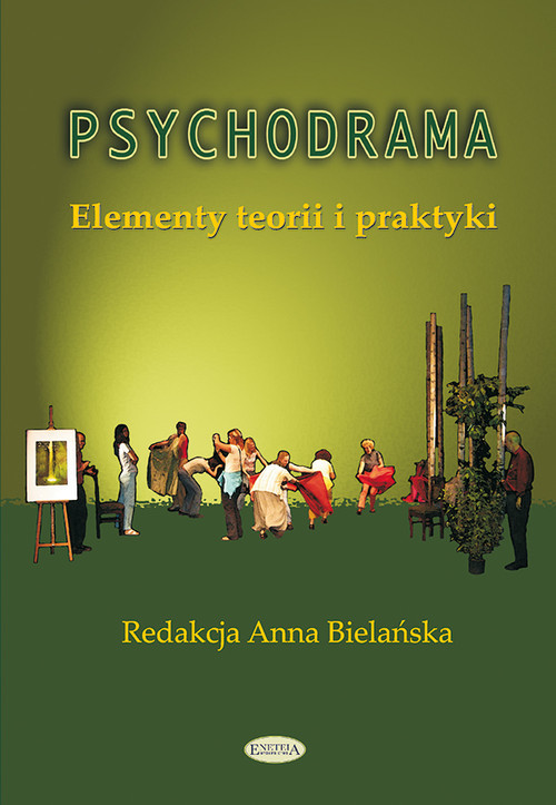 okładka Psychodrama Elementy teorii i praktykiksiążka     