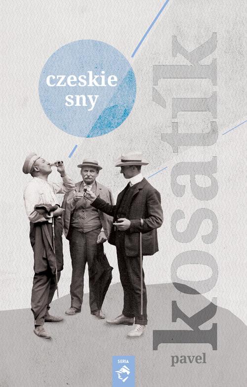 okładka Czeskie snyksiążka      Kosatík Pavel