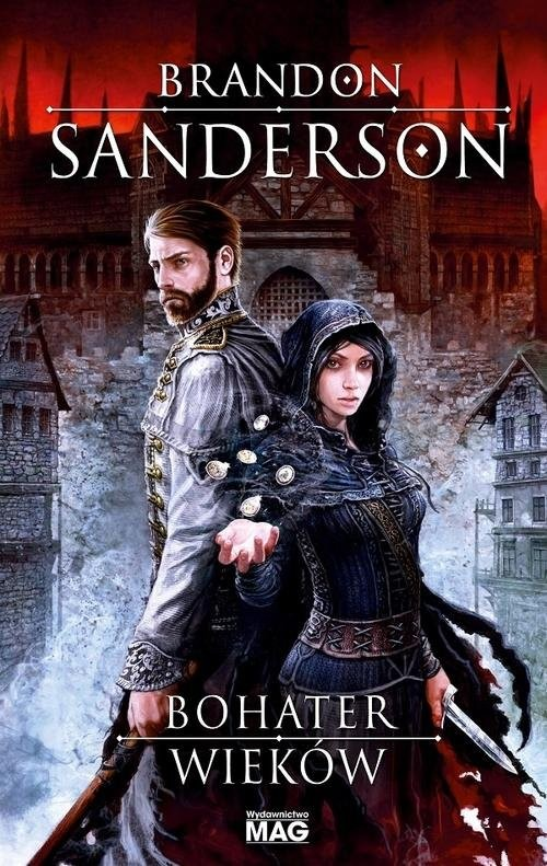 okładka Bohater wiekówksiążka |  | Brandon Sanderson