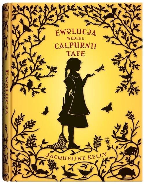 okładka Ewolucja według Calpurni Tateksiążka      Kelly Jacqueline