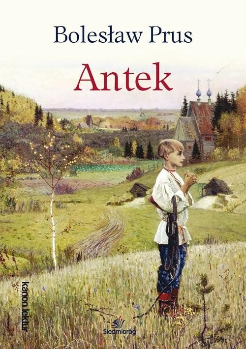 okładka Antekksiążka |  | Bolesław Prus