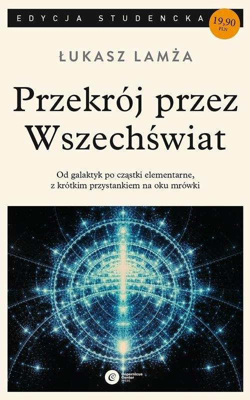 okładka Przekrój przez wszechświatksiążka      Łukasz Lamża