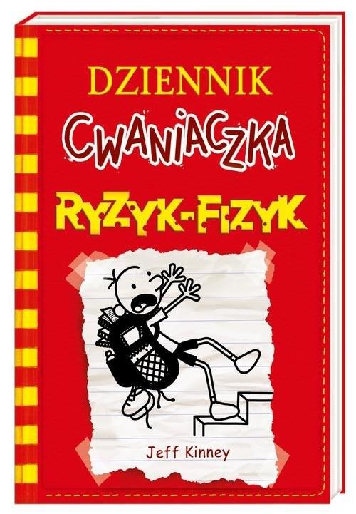 okładka Dziennik cwaniaczka 11. Ryzyk-fizykksiążka |  | Jeff Kinney