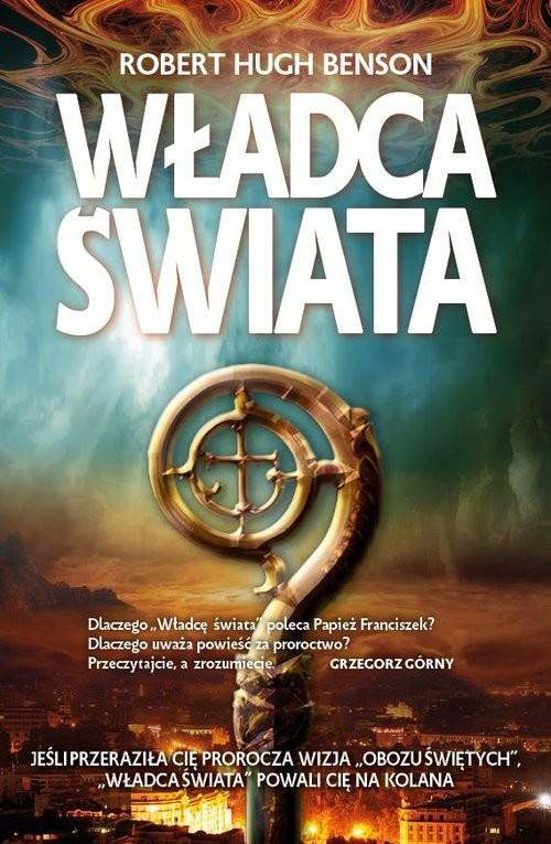 okładka Władca świataksiążka |  | Robert Hugh  Benson