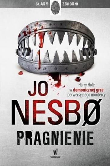 okładka Pragnienieksiążka      Jo Nesbø