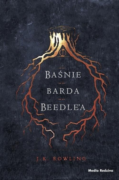 okładka Baśnie barda Beedle'aksiążka      J.K. Rowling