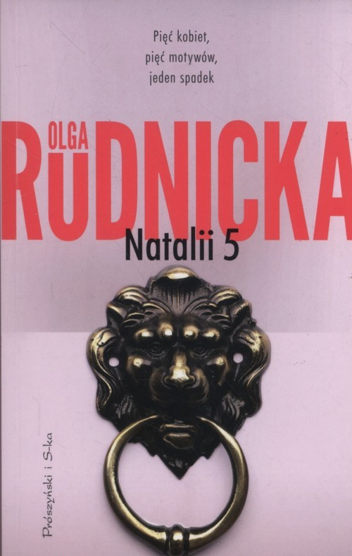 okładka Natalii 5książka |  | Olga Rudnicka