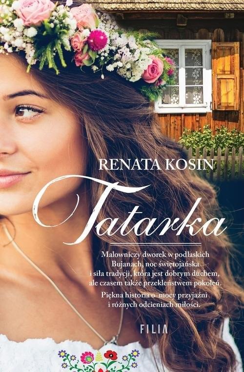 okładka Tatarkaksiążka |  | Renata Kosin