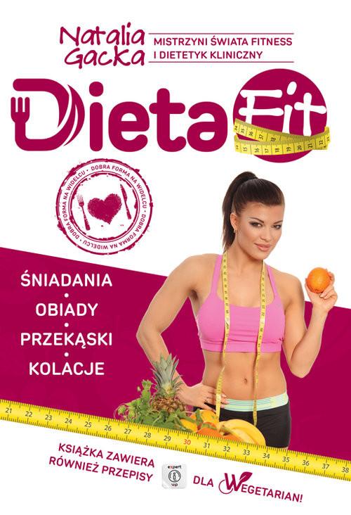 okładka Dieta Fitksiążka |  | Gacka Natalia