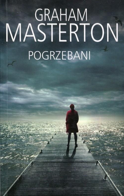 okładka Pogrzebaniksiążka      Graham Masterton