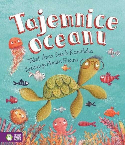 okładka Tajemnice oceanuksiążka |  | Anna Sobich-Kamińska