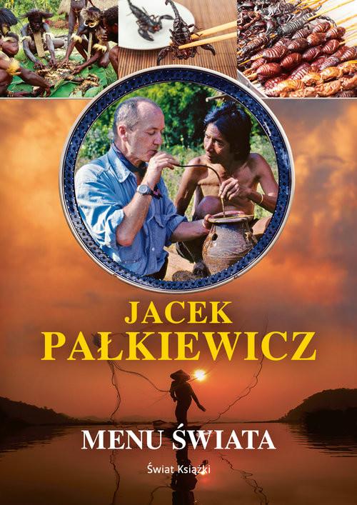 okładka Menu świataksiążka      Jacek Pałkiewicz
