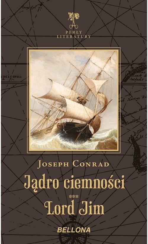 okładka Jądro ciemności Lord Jimksiążka      Joseph Conrad