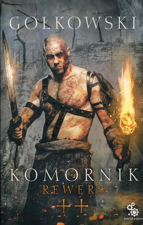 okładka Komornik Tom 2 Rewersksiążka |  | Michał Gołkowski