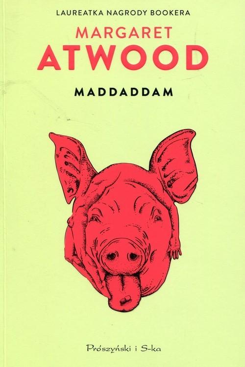 okładka Maddaddam Tom 3książka      Margaret Atwood