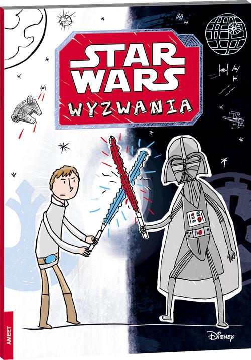 okładka Star Wars Wyzwania DUO-1książka |  |