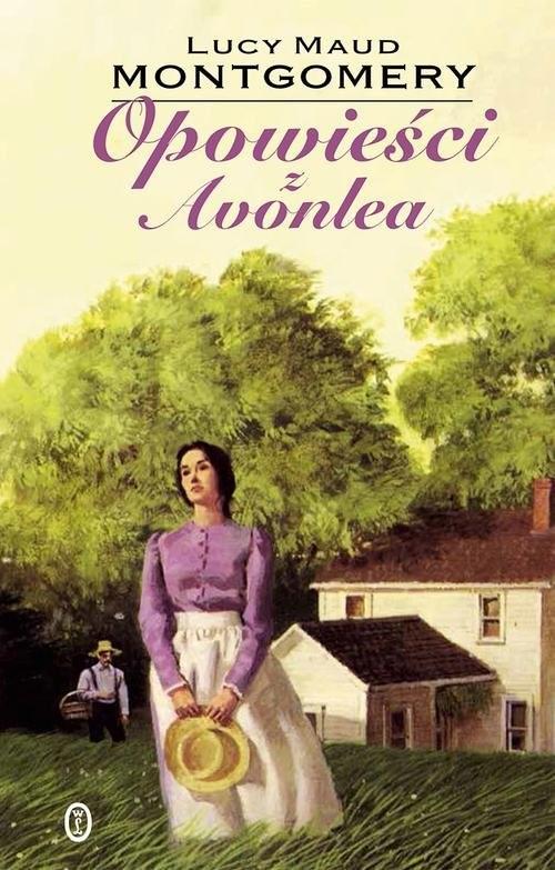 okładka Opowieści z Avonleaksiążka      Lucy Maud Montgomery