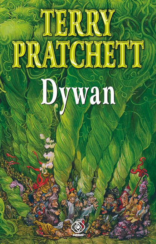 okładka Dywanksiążka |  | Terry Pratchett