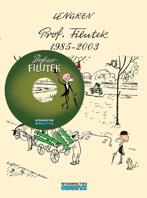 okładka Prof. Filutek 1985-2003książka |  | Lengren