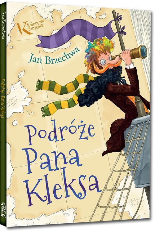 okładka Podróże Pana Kleksaksiążka |  | Jan Brzechwa