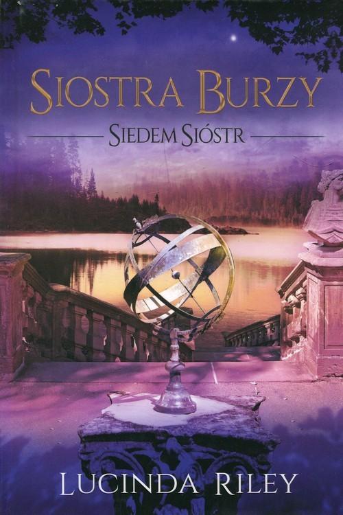 okładka Siostra burzy Siedem sióstr Tom 2książka |  | Lucinda Riley