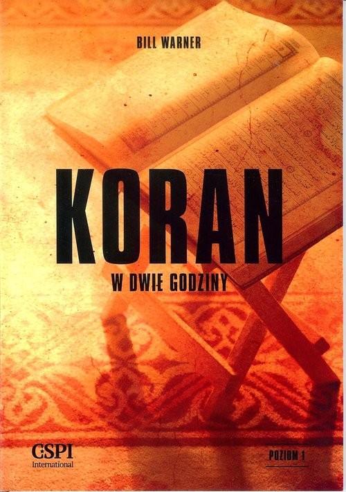 okładka Koran w dwie godzinyksiążka |  | Warner Bill