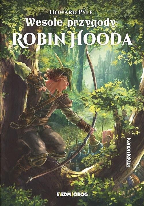 okładka Wesołe przygody Robin Hoodaksiążka |  | Pyle Howard
