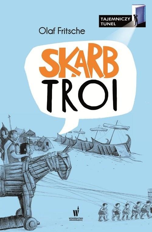 okładka Skarb Troiksiążka |  | Fritsche Olaf
