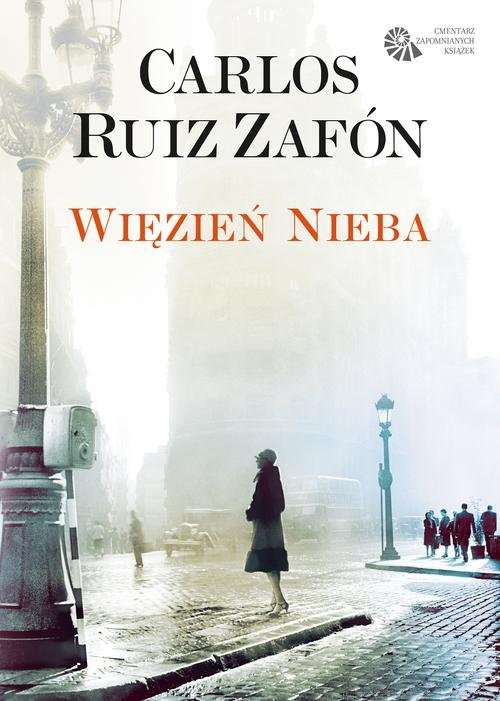 okładka Więzień Niebaksiążka |  | Carlos Ruiz Zafon